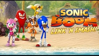 getlinkyoutube.com-Sonic Boom Link 'N Smash! - Walkthrough