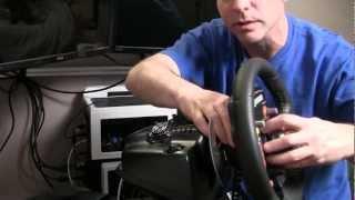 getlinkyoutube.com-Kompas Technologies Tach Box / SLI for Logitech G27 Review by Inside Sim Racing