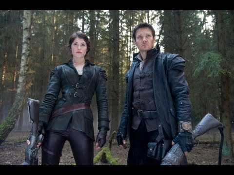 HANSEL & GRETEL: WITCH HUNTERS - Official International English 3D Trailer