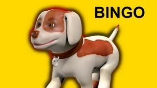 getlinkyoutube.com-BINGO | Family Sing Along - Muffin Songs