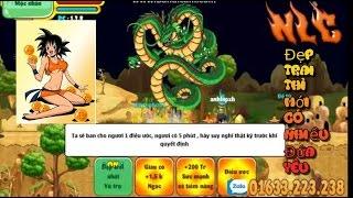getlinkyoutube.com-Đẹp Trai Thì Mới Có Nhiều Đứa Yêu   Ngọc Rồng Online NLC