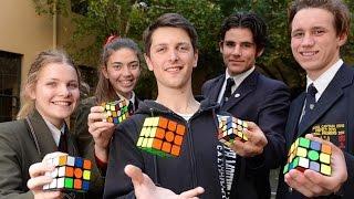 getlinkyoutube.com-Feliks Zemdegs - All Official Sub 6 Rubik's Cube Solves as of August 31st, 2015 (14)