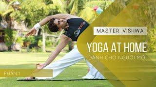 getlinkyoutube.com-Yoga cho mọi người - YOGA MASTER VISHWA - Phần 1