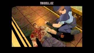 getlinkyoutube.com-Resident Evil (1996) - Richard Aiken