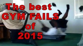 getlinkyoutube.com-Epic Gym Fails | Best Workout Injuries | Fail Compilation 2015