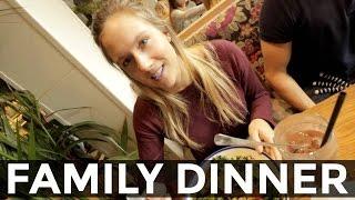 getlinkyoutube.com-EPIC VEGAN FAMILY DINNER (#011)
