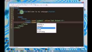 getlinkyoutube.com-Tutorial: how to make basic html web page for your Siemens S7 PLC webserver