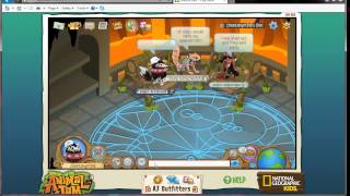 getlinkyoutube.com-How to get 50 diamonds on animal jam 2015!!