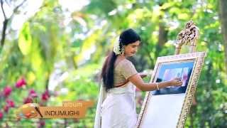 getlinkyoutube.com-Talking pictures Kerala wedding - Arya (D4 dance) & Vishnu, Wedding  Album with family members.....