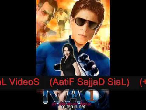Dildara movie (Ra one Ra 1) Singer (Shafqat Amanat Ali) full song real HD