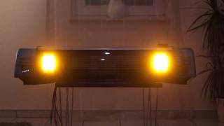 getlinkyoutube.com-Hella RTK 6-SL LED Autobahnversion - HD 1080p