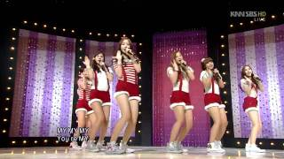 getlinkyoutube.com-A Pink - MY MY (에이핑크-  MY MY) @SBS Inkigayo 인기가요 20111225