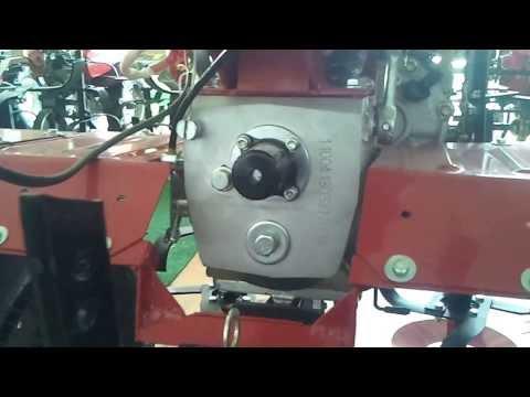 Motocultor Gardelina SDC 1100 BE - 10 CP Diesel