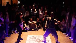 getlinkyoutube.com-LRC ROYAL : FINAL HIP HOP ; LAURA vs YOURI
