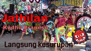 getlinkyoutube.com-Jathilan Kudho Praneso  - Bag 1 -  Langsung Kesurupan Serem,pemainnya kecil-kecil