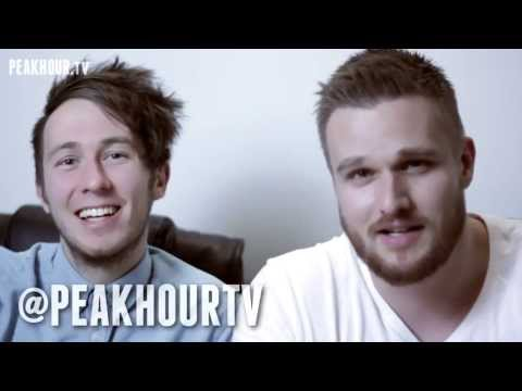 Peak Hour Ep 2: Jewish Whales, Bogans in Poppy Fields, Sexist Muffins and Groovin' the Moo