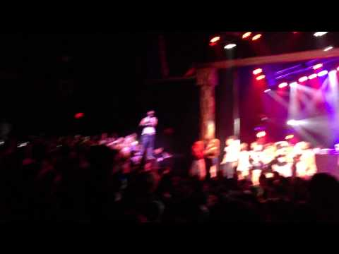 Lil B live in Santa Ana - Rare Vans come under Attack
