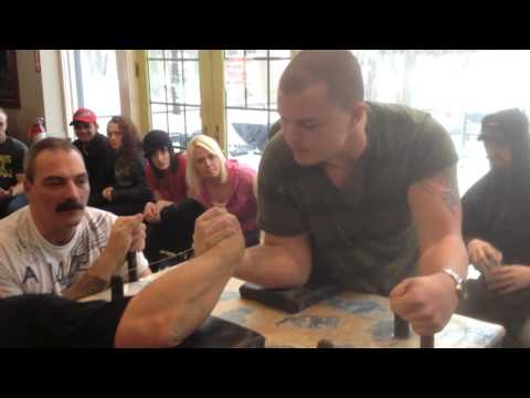 Arm Wrestling Competition Upstate NY