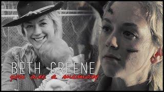 getlinkyoutube.com-Beth Greene Tribute | You are a memory