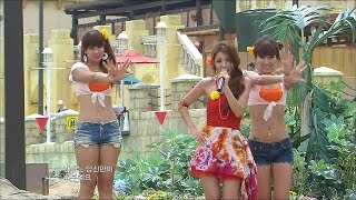 getlinkyoutube.com-【TVPP】Hong Jin Young - Love's Battery (remix ver.), 홍진영 - 사랑의 배터리 @ Show! Music Core Live