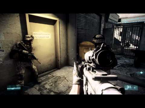 Battlefield 3: Official Gameplay Footage
