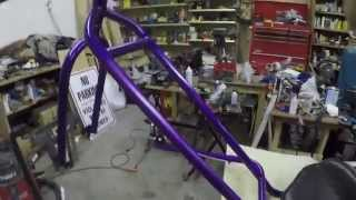 getlinkyoutube.com-Motorized drift trike build Ver. 2.0 (part 3)