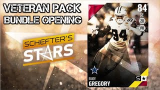 getlinkyoutube.com-Schefter's Stars Randy Gregory! Veteran Pack Bundle! | Madden 16 Ultimate Team Pack Opening | MUT 16