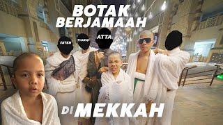 Rusuh Gen Halilintar Boys Botak Berjamaah Di Mekkah