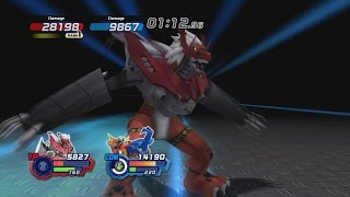 getlinkyoutube.com-DIGIMON All-Star Rumble - Guilmon Story Mode Gameplay Walkthrough [1080p HD]