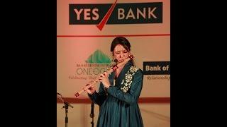 getlinkyoutube.com-World Flute Festival - Rasika Shekar & Neil Mukherjee Live @ Lotus Temple, Delhi
