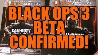 getlinkyoutube.com-Black Ops 3: Beta Confirmed and Release Date Revealed! (COD BO3 News)