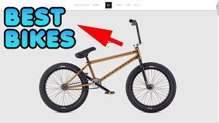 TOP 5 BEST BMX BIKES   BEST COMPLETE BMX BIKES