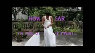 getlinkyoutube.com-How to wear Dhoti in pant style.