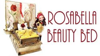 getlinkyoutube.com-How to make Rosabella Beauty's bed [EVER AFTER HIGH]