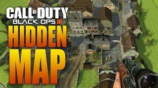 "getlinkyoutube.com-HIDDEN WORLD WAR II MAP IN BLACK OPS 3! (""Carentan"" from Call of Duty 2 DLC?!)"