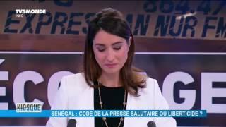 Code de la presse au Sénégal : l'Etat a la main et c'est le problème!