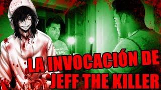 getlinkyoutube.com-LA INVOCACIÓN DEL ASESINO JEFF THE KILLER | Invocaciones y rituales creepy