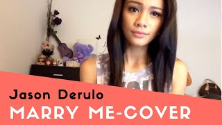 Jason Derulo - Marry Me (cover by Maria)