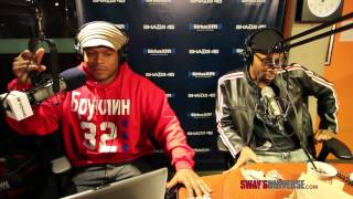 RZA - Sway In The Morning Freestyle