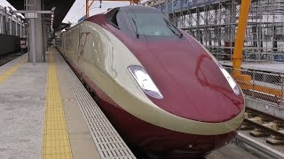 軌間可変電車「フリーゲージトレイン」検証走行試験 @熊本駅