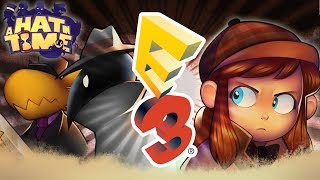 A Hat in Time - E3 2017 Gameplay Trailer
