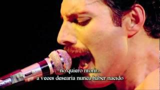 Queen Bohemian Rhapsody Subtitulada Rock Montreal '81