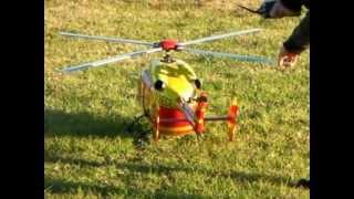 getlinkyoutube.com-BK117 Medicopter Vario