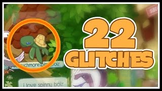 22 Crazy Animal Jam Glitches