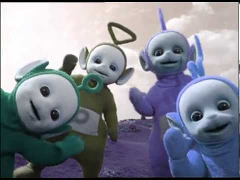 Sigla Teletubbies feat. David Guetta - By DJD
