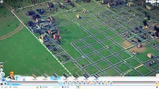 getlinkyoutube.com-SimCity 5 Zeitraffer Eine perfekte Stadt mit über 500'000 Einwohner entsteht [HD]