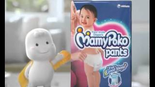 MamyPoko Pants Cuckoo Clock television commercial Hindi