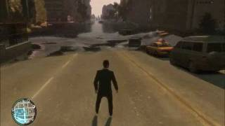 getlinkyoutube.com-GTA 4 Tsunami