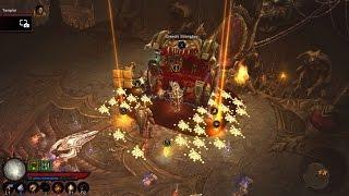 getlinkyoutube.com-Diablo 3 Ultimate Evil Edition PS4 Treasure Goblin Vault