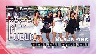 [KPOP IN PUBLIC PARIS] BLACKPINK (블랙핑크) - DDU-DU DDU-DU (뚜두뚜두 ) dance cover by RISIN' CREW
